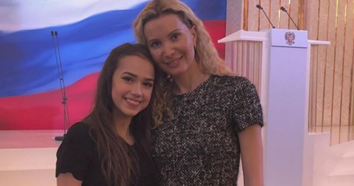 Алина Загитова окончательно ушла из спорта ради ТВ-шоу