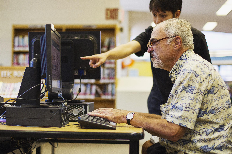На рынке труда выросло число соискателей-пенсионеров
