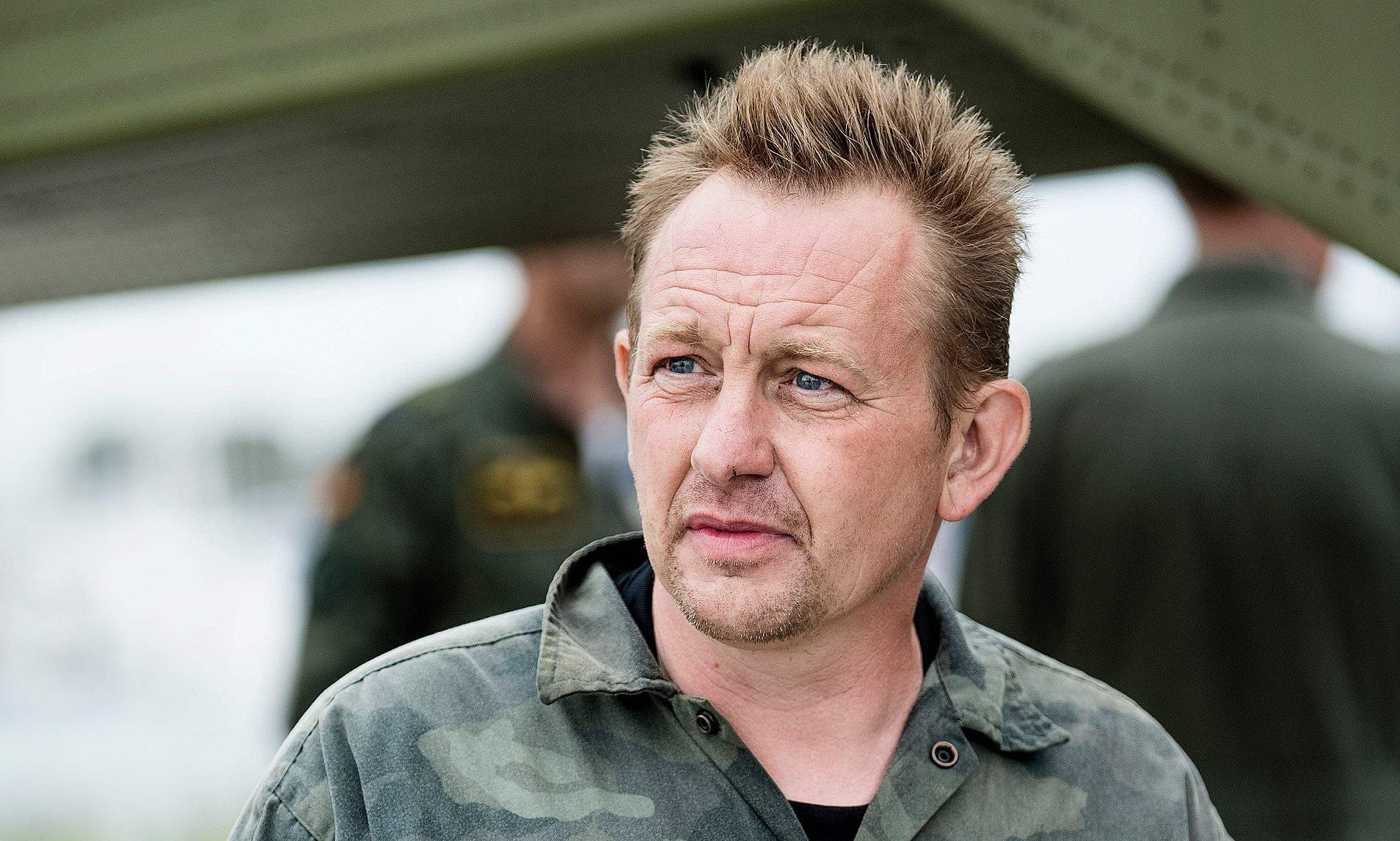 Изобретатель Петер Мадсен признался в убийстве на подводной лодке