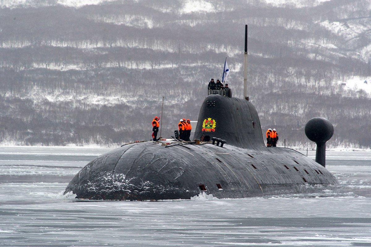 Командир российской АПЛ объяснил уничтожение подлодки в случае залпа