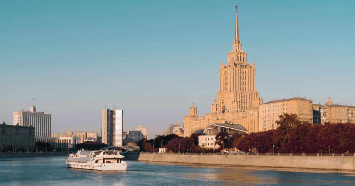 В Москве запустят 2 постоянных маршрута речного транспорта