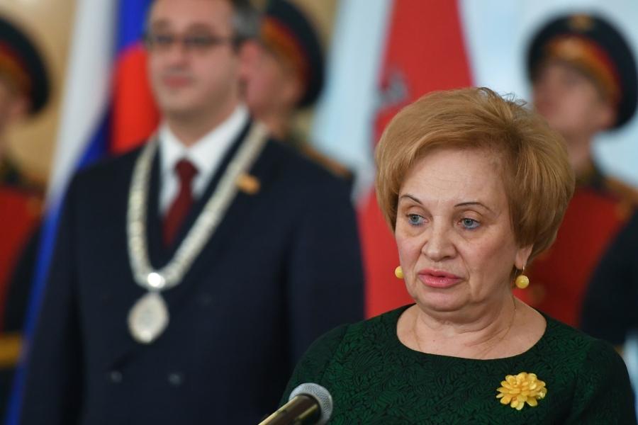 Глава Мосгорсуда уходит в отставку после 20 лет работы