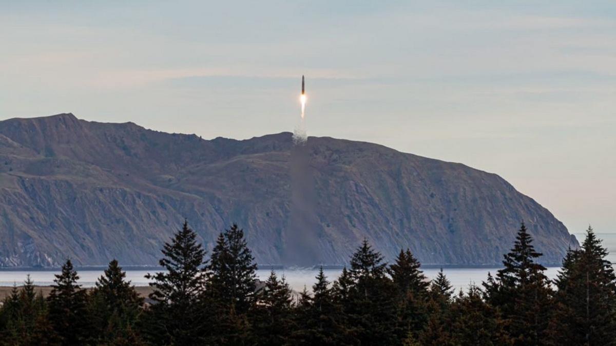 Ракета Rocket 3.1 американской компании Astra не достигла орбиты