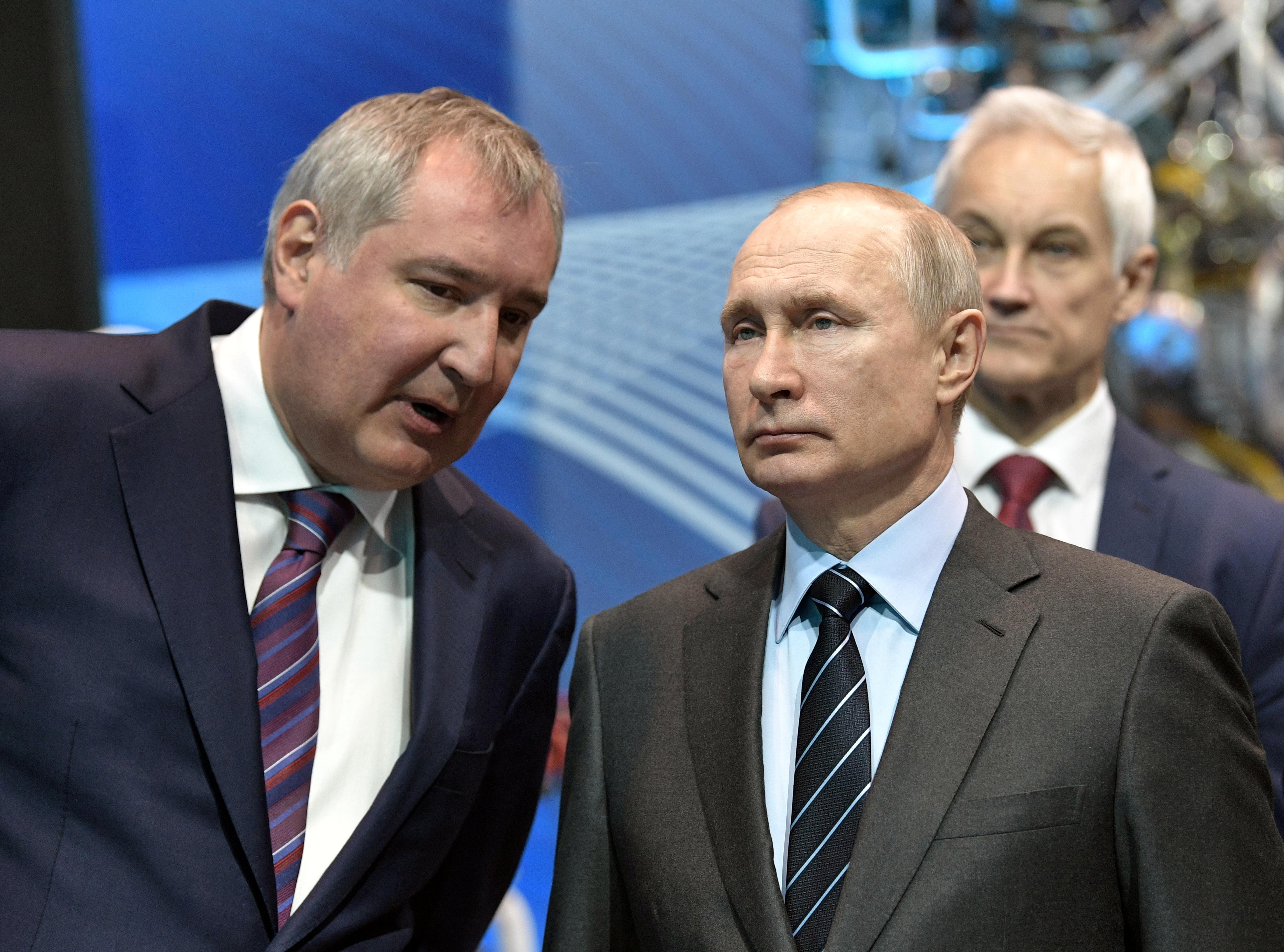Следователи проверят махинации со счетами «Роскосмоса»
