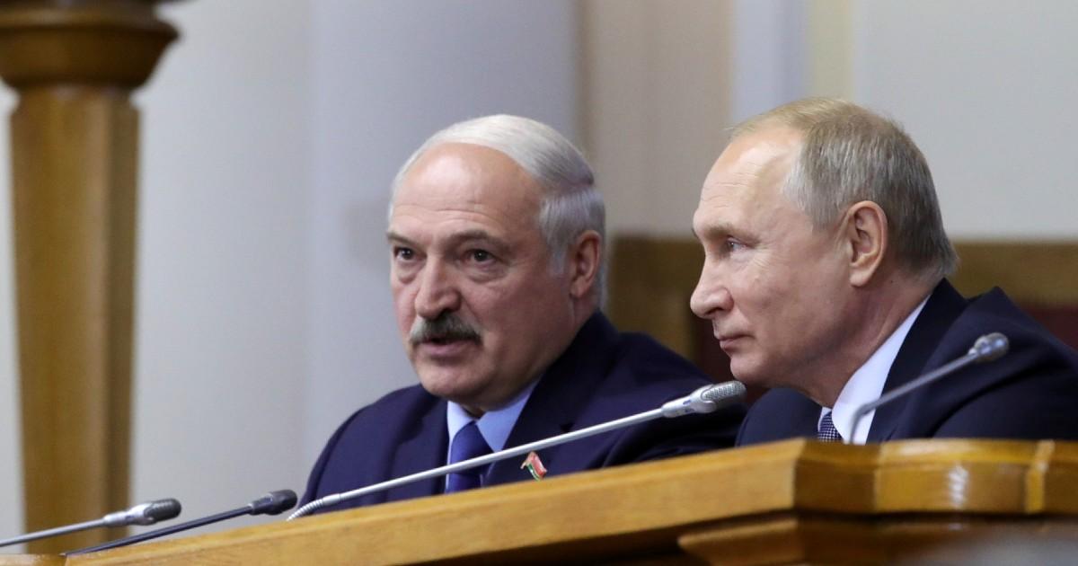 Тихановская напомнила Путину о нелегитимности Лукашенко