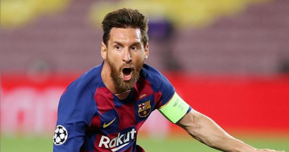 Месси стал самым высокооплачиваемым футболистом по версии Forbes