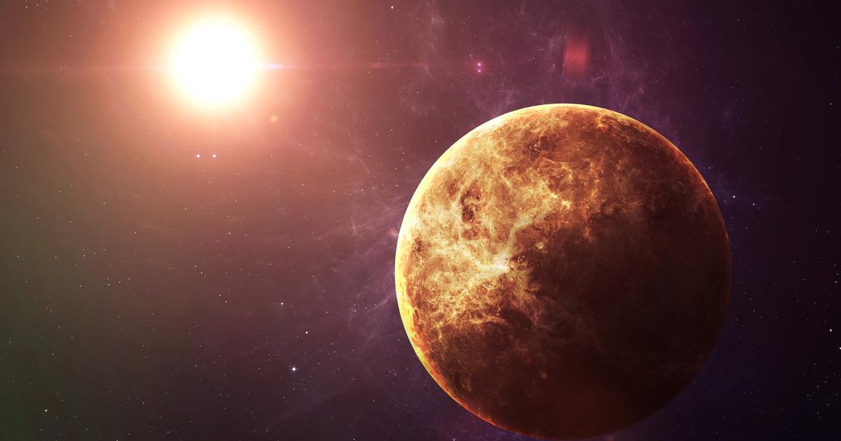 Ученые нашли возможный признак жизни на Венере