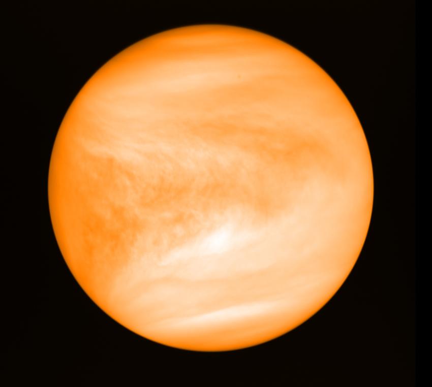 NASA оценило важность открытия фосфина в атмосфере Венеры