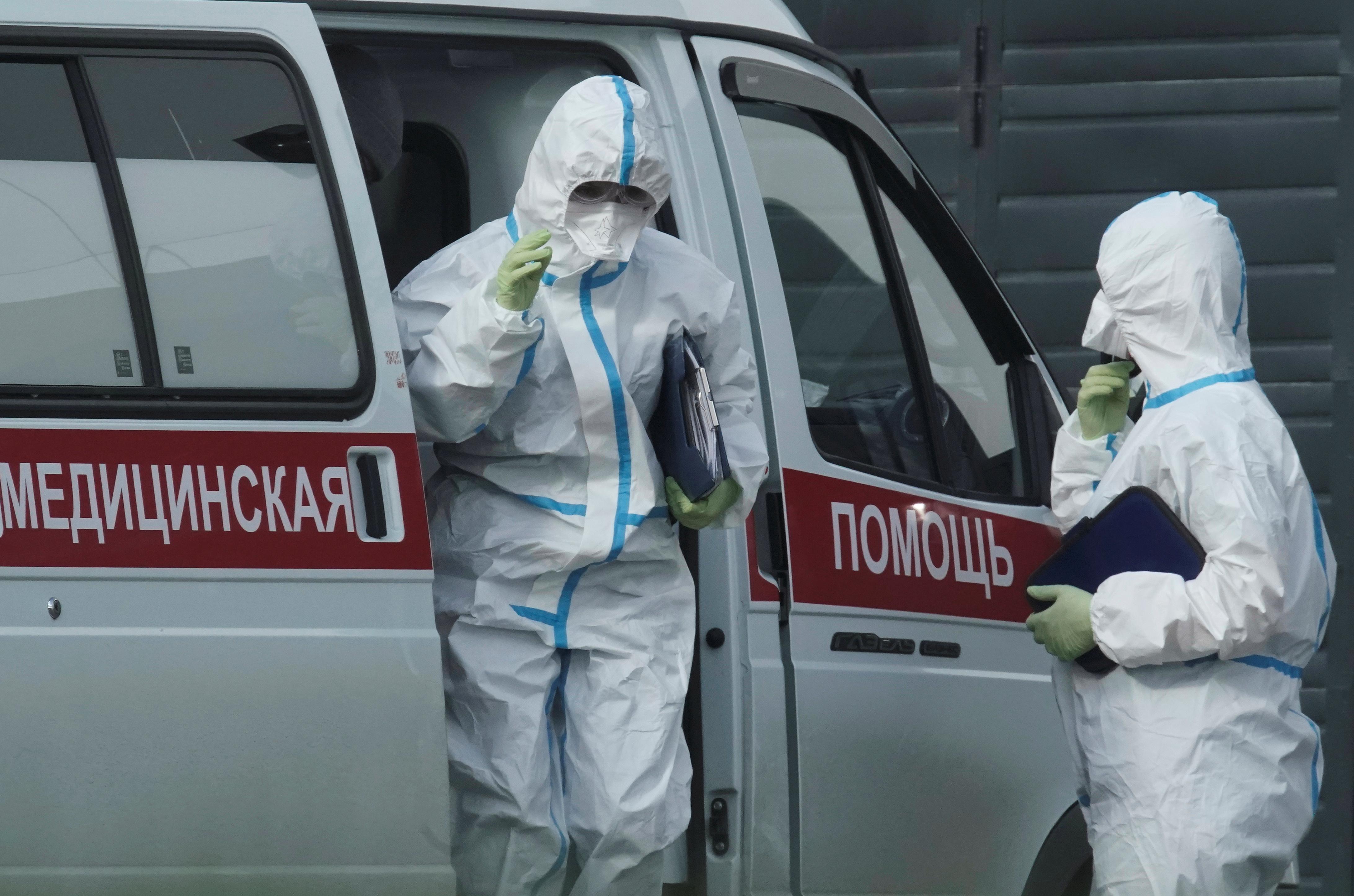 От коронавируса в Москве скончались 5 тысяч жителей