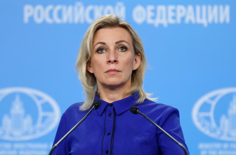 Захарова обвинила Германию в срыве переговоров