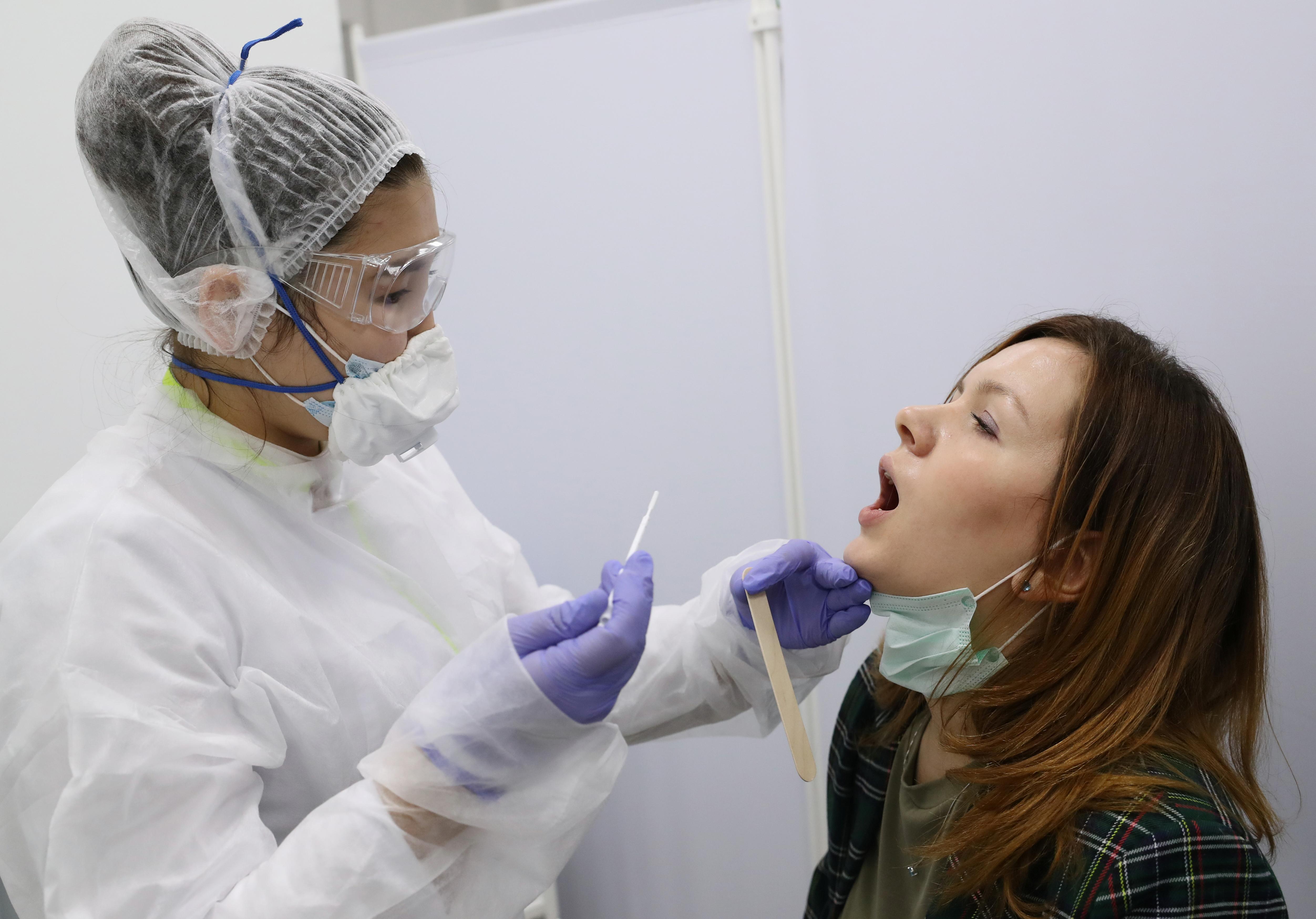 Прирост зараженных в Москве объяснили улучшением тестирования
