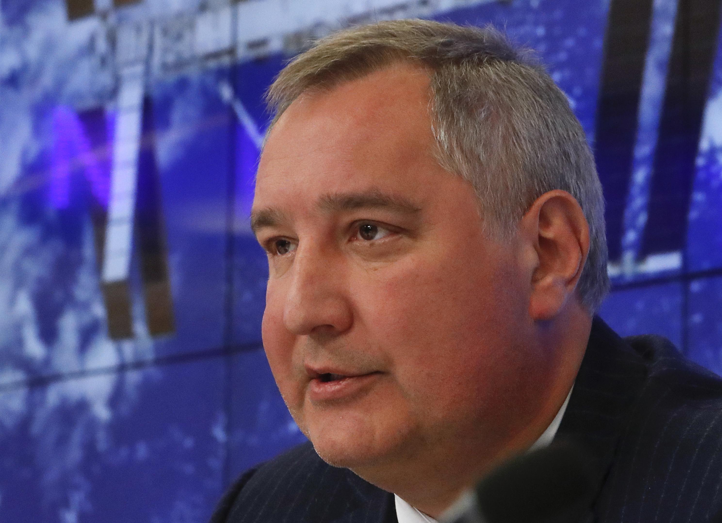 Рогозин назвал Венеру «русской планетой»