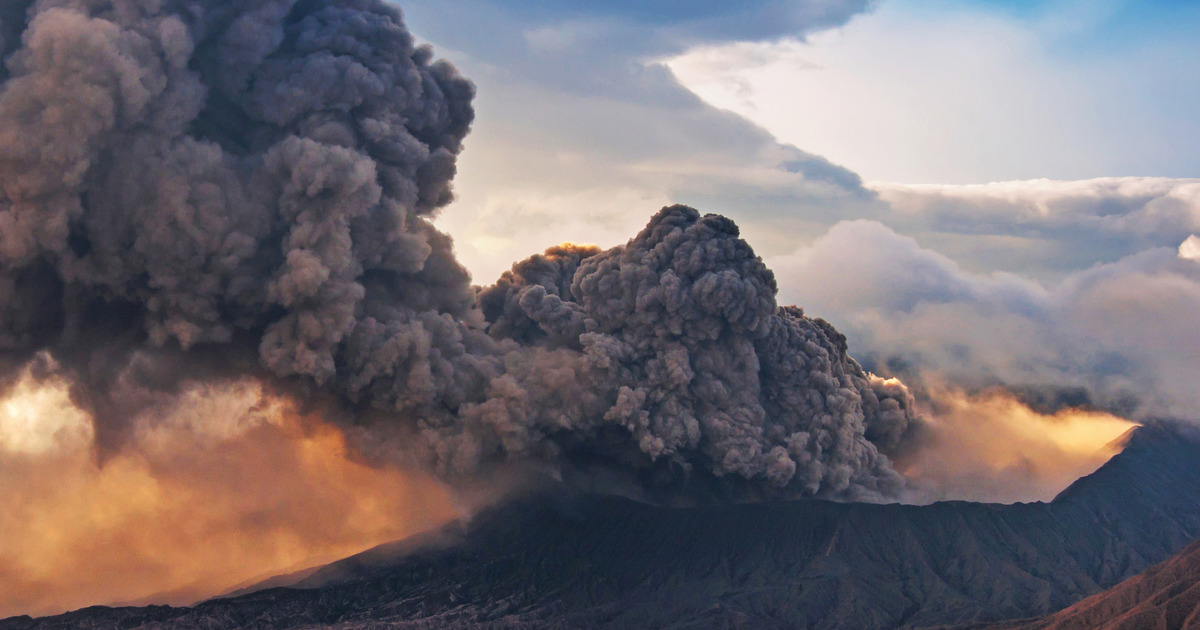 Ученые: люди выделяют парниковые газы в 10 раз быстрее, чем вулканы