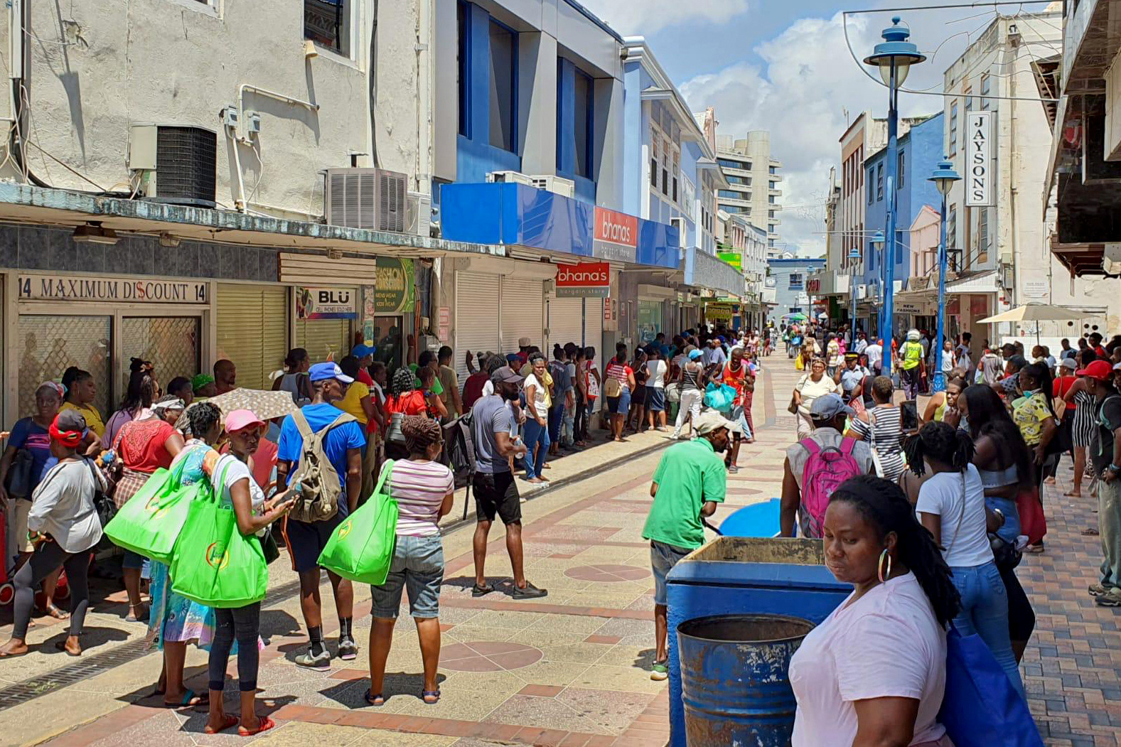 Барбадос лишит власти британскую королеву Елизавету II