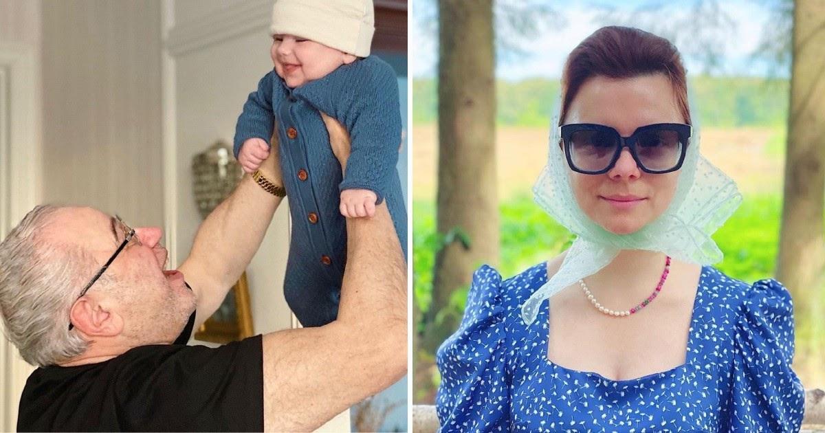75-летний Петросян о маленьком сыне: родила жена Татьяна