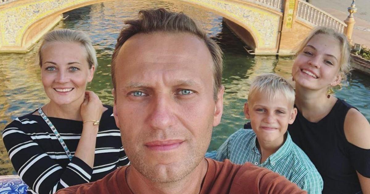 Фото Навального выдвинули на Нобелевскую премию мира