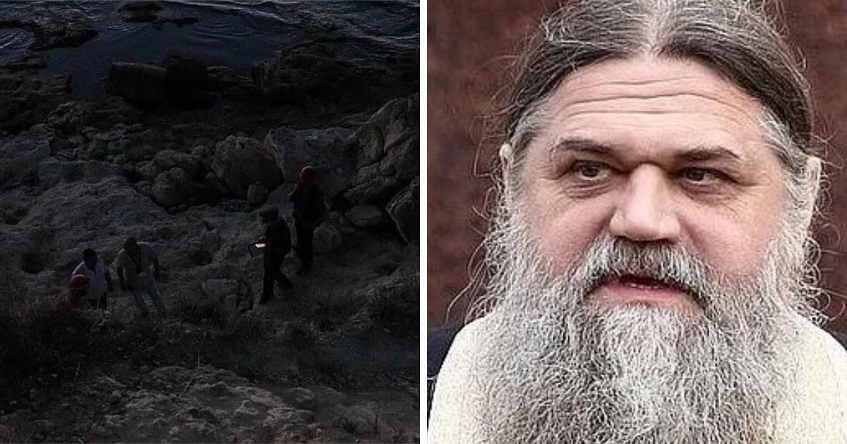 В Крыму священник из Москвы сорвался со скалы вместе с внуком