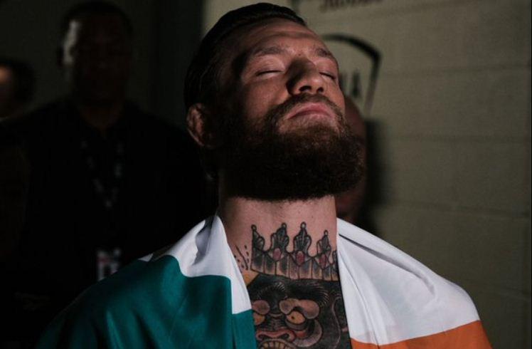 Конор Макгрегор вернется на ринг в 2021 году