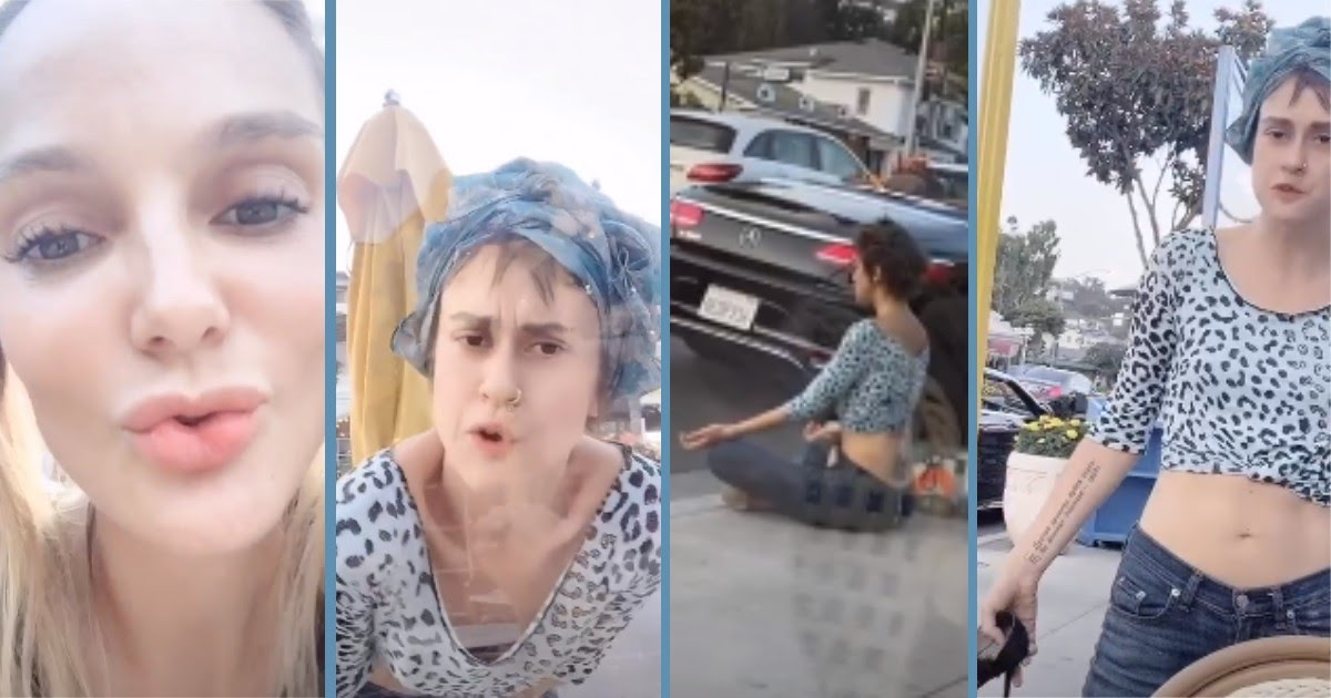 """Звезда """"Физрука"""" сняла, как дочь Успенской ведет себя на улице в США"""