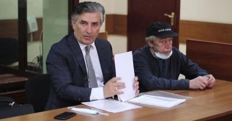 Пашаев признался в получении гонорара за защиту Ефремова