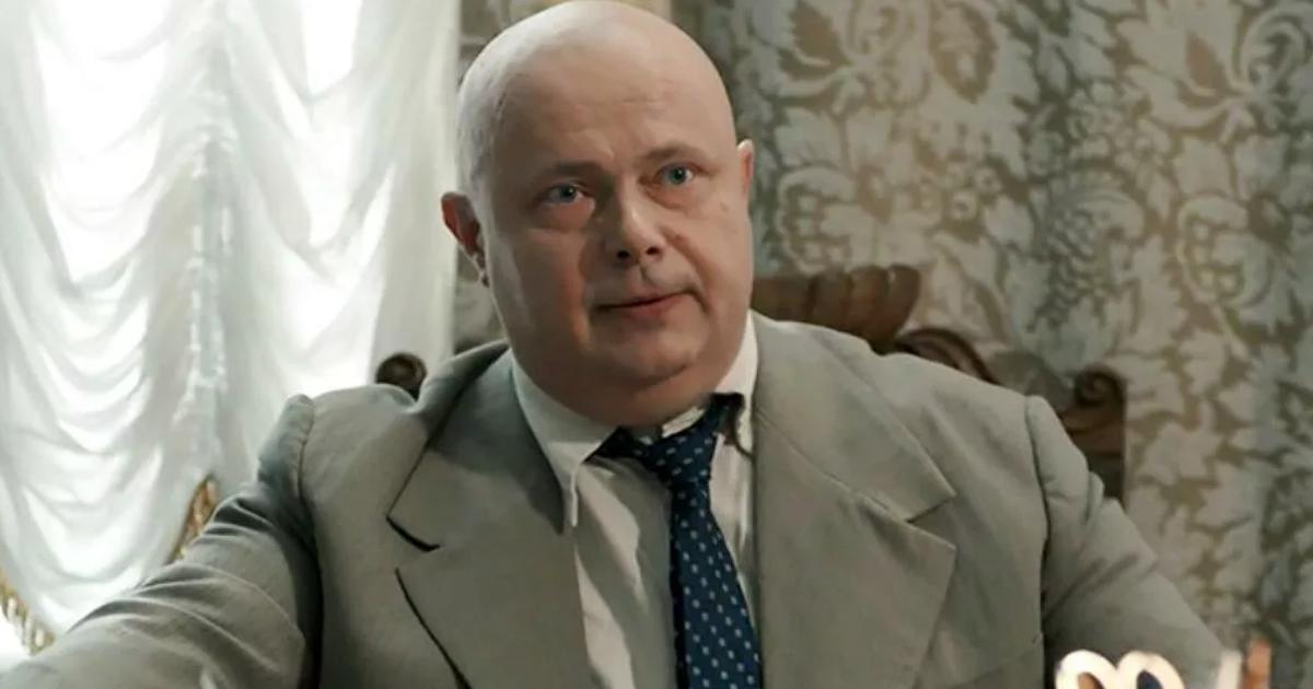 Умер актер Владимир Чуприков