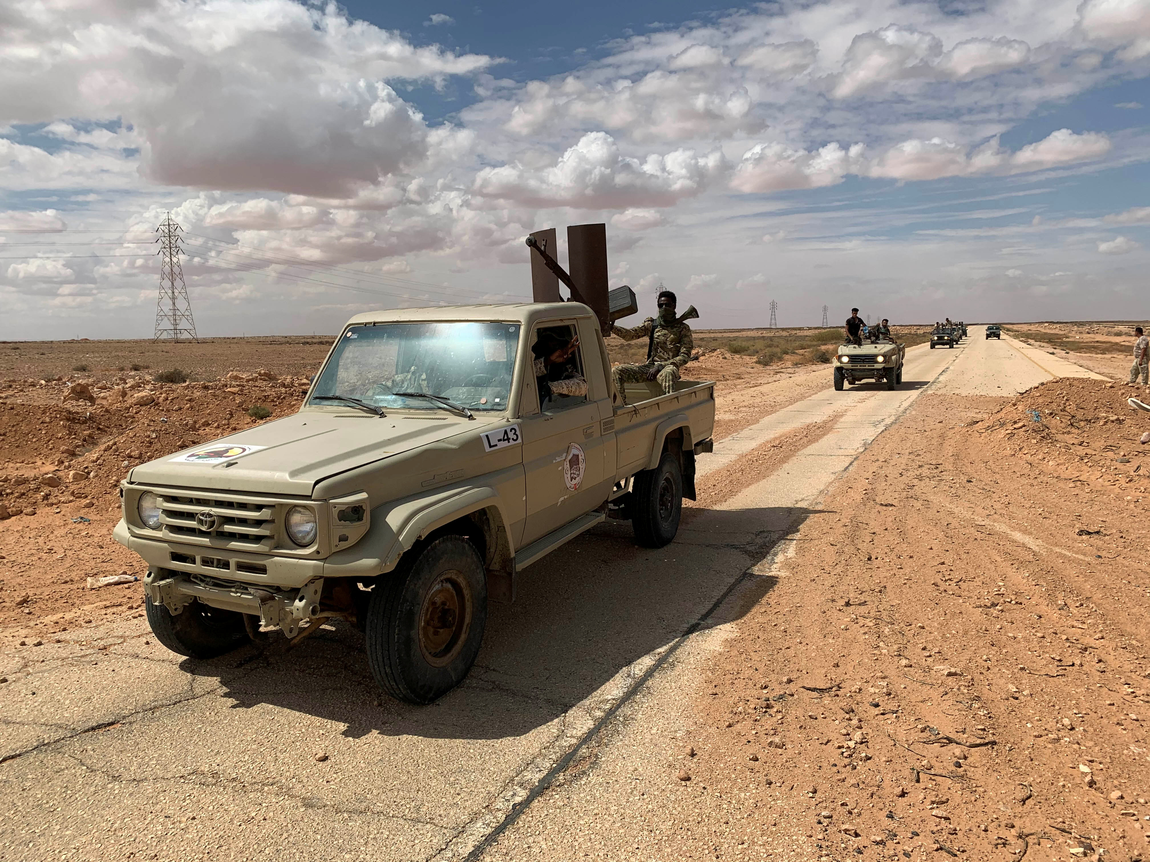Россия заявила о западных военных и ЧВК в Ливии