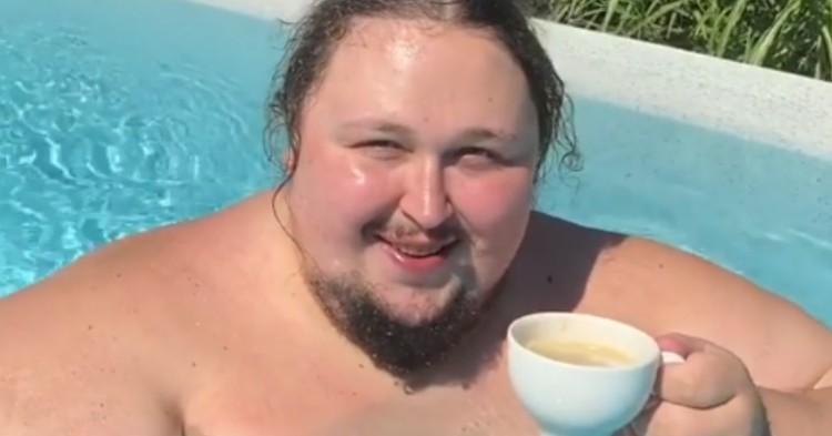 240-килограммовый сын Сафронова раскрыл способ обольстить женщину