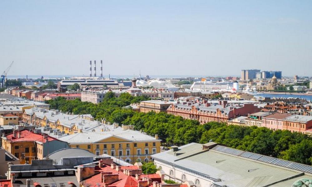 Губернатор Петербурга хочет ужесточить ответственность за прогулки по крышам
