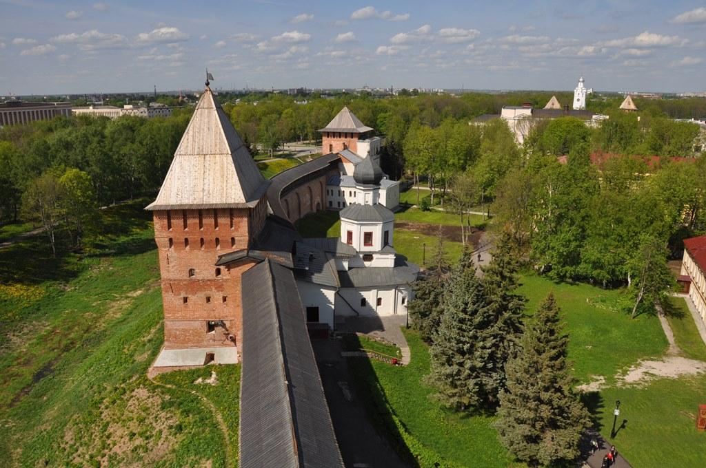 Новгородский кремль будет отреставрирован за 417 млн рублей