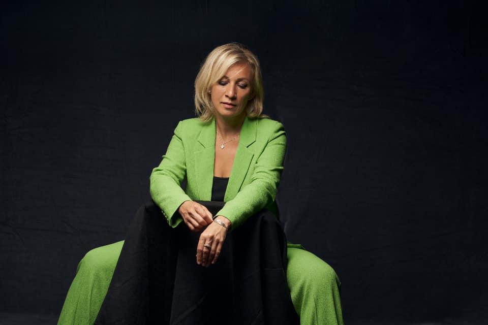 Мария Захарова написала текст для песни Любови Успенской