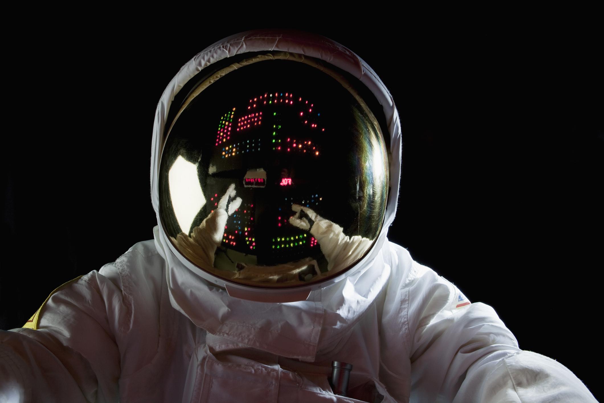 Космонавт описал план на случай встречи с инопланетянами