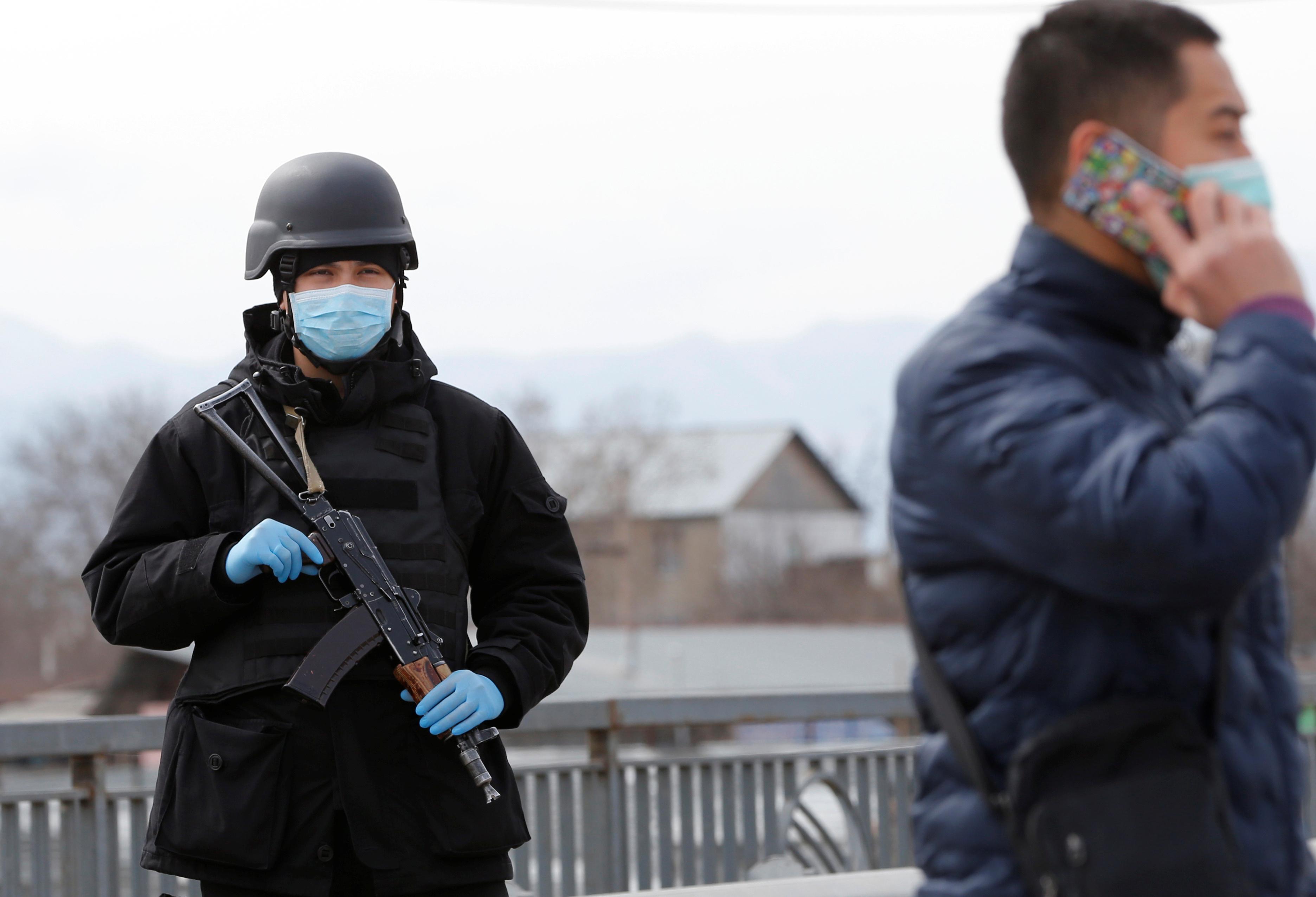В Казахстане отменили смертную казнь