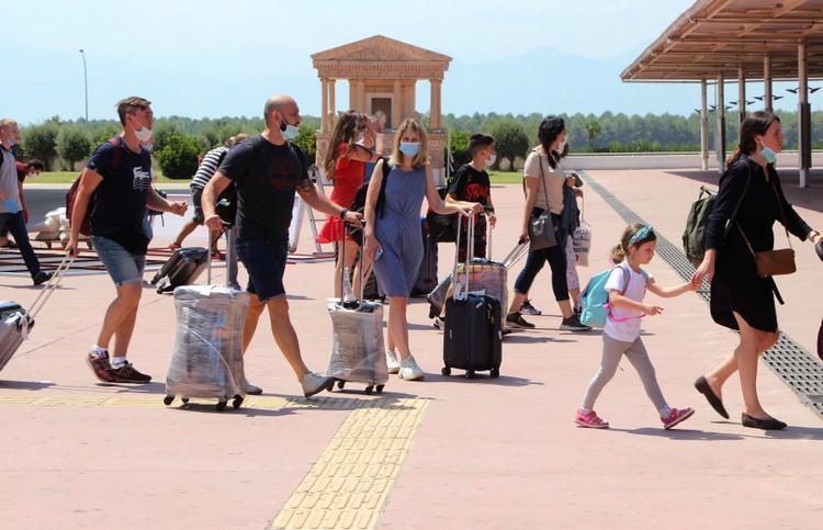 Россиянам стали чаще отказывать во въезде в Турцию