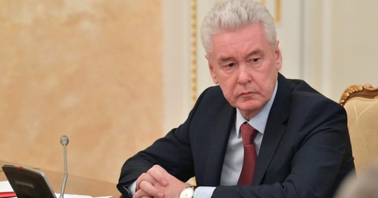 Собянин рекомендует московским компаниям перейти на удаленку