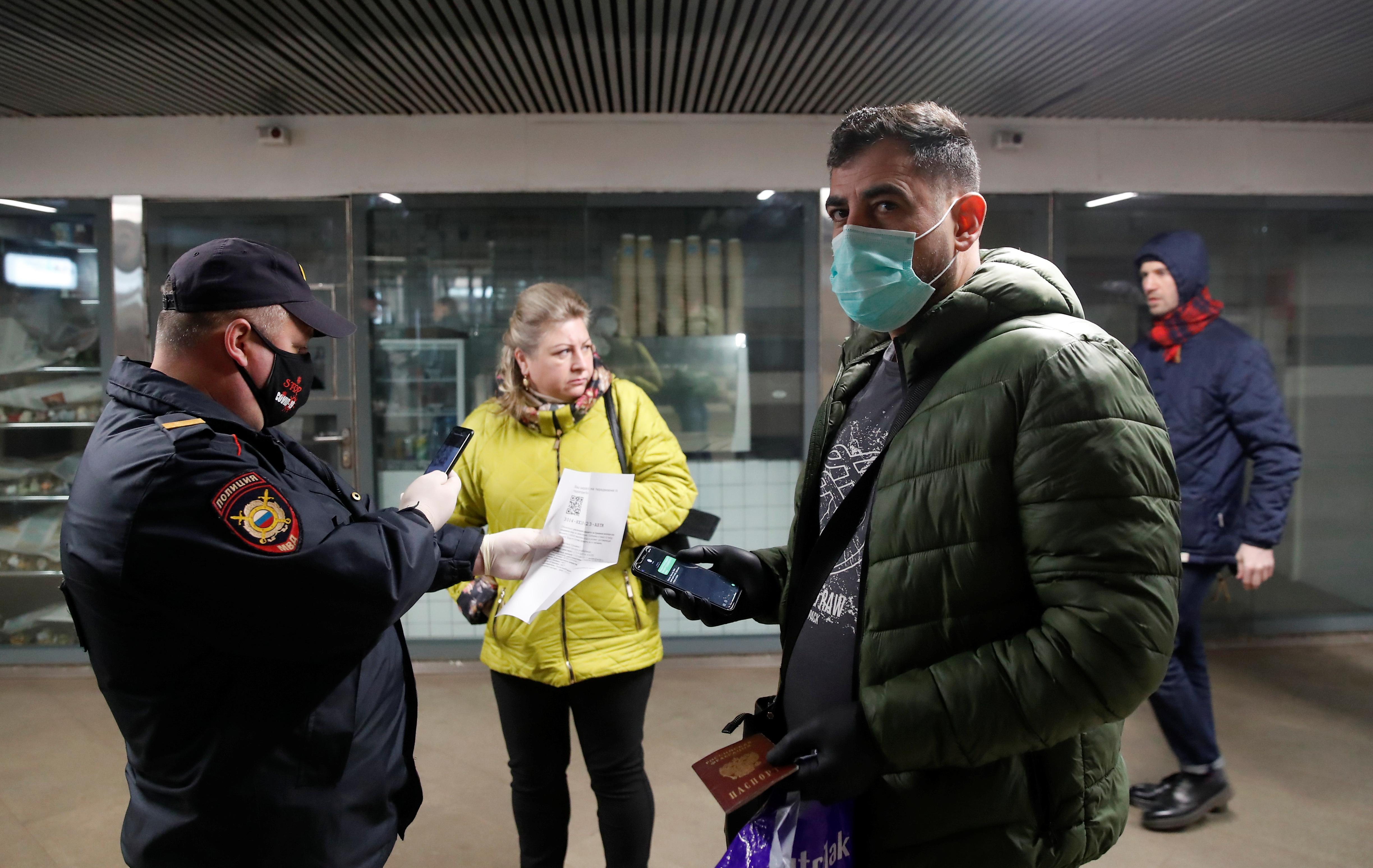 В российских городах запустят систему распознавания лиц