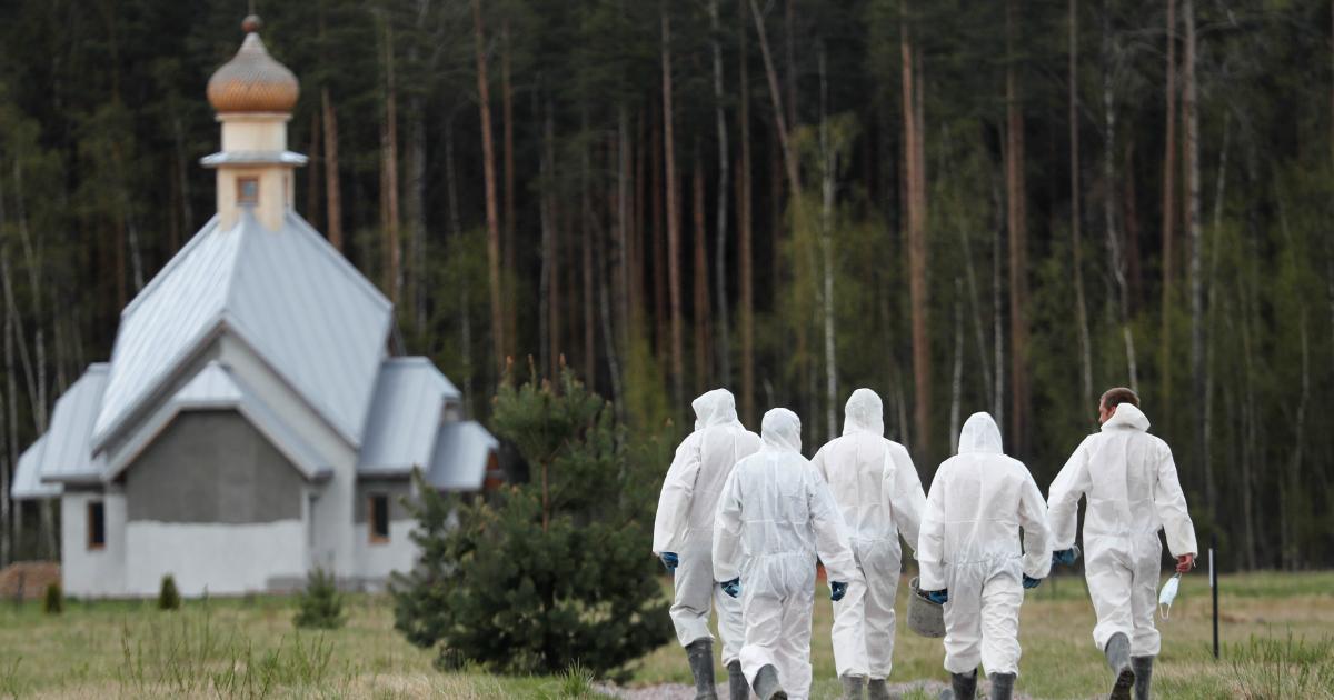 Кремль начал обсуждать возвращение карантина при росте больных