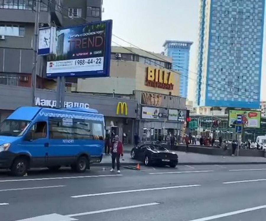 В Москве гендиректор «Зайцев.Нет» устроил ДТП