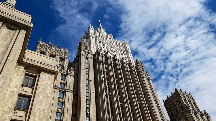 МИД России призывает стороны конфликта в Нагорном Карабахе прекратить огонь