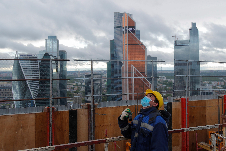 В «Москва-Сити» построят высотный бизнес-центр за 30 миллиардов