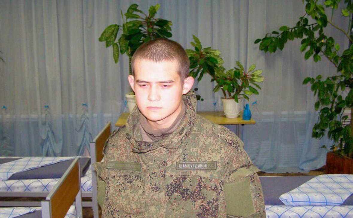 Родные расстрелянных Шамсутдиновым солдат потребовали 30 миллионов рублей