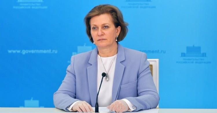 Попова назвала условия для введения новых карантинных мер