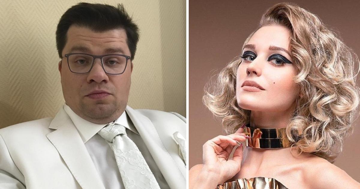 Харламов впервые прокомментировал развод с Асмус
