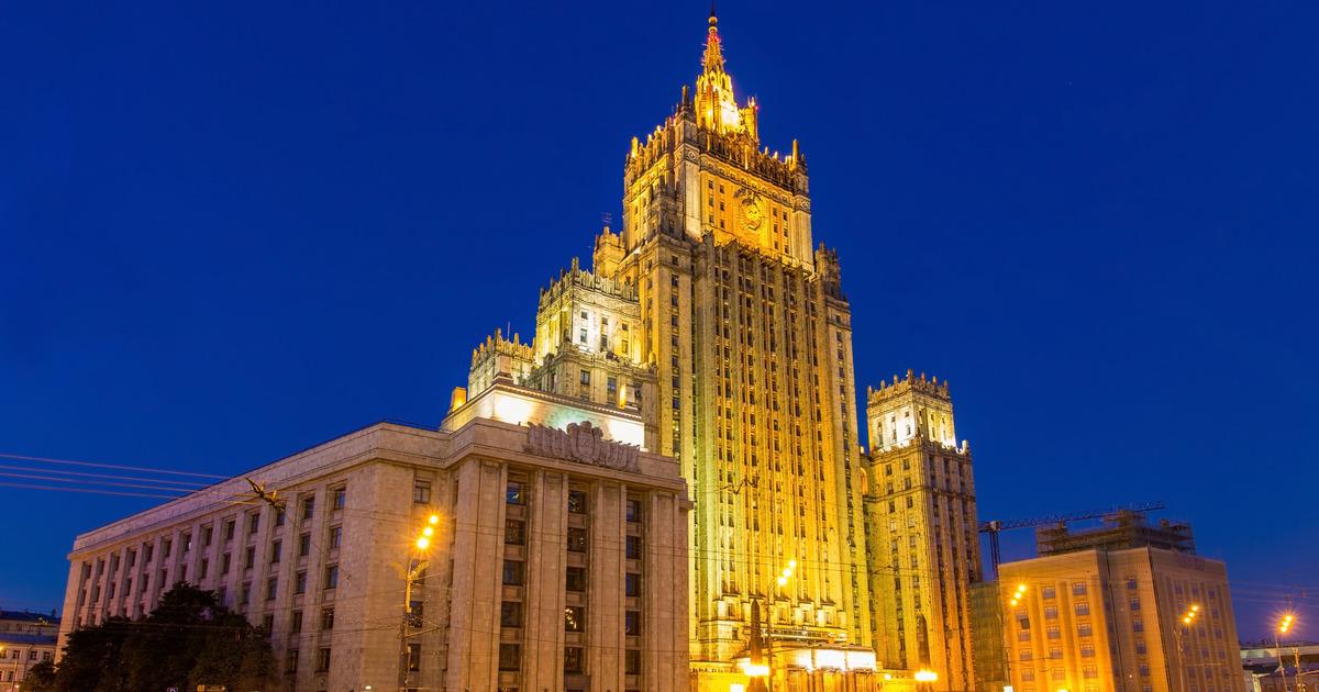 Сотни миллионов рублей исчезли при реставрации здания МИД