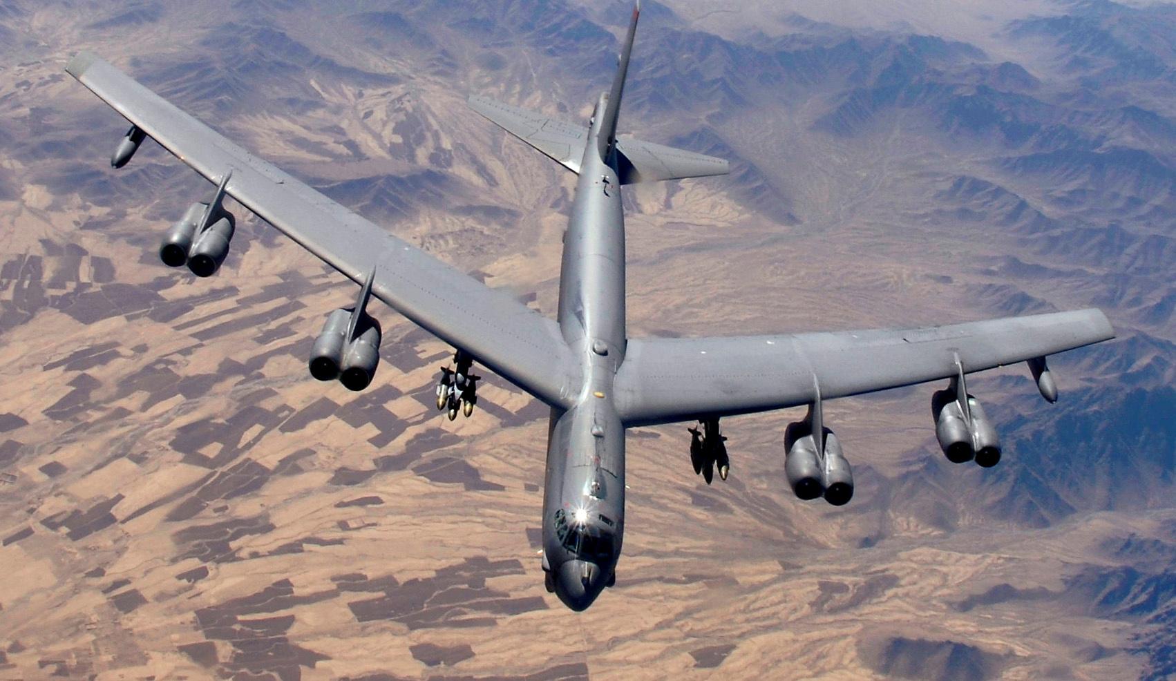 Бомбардировщики США «атаковали» Калининград