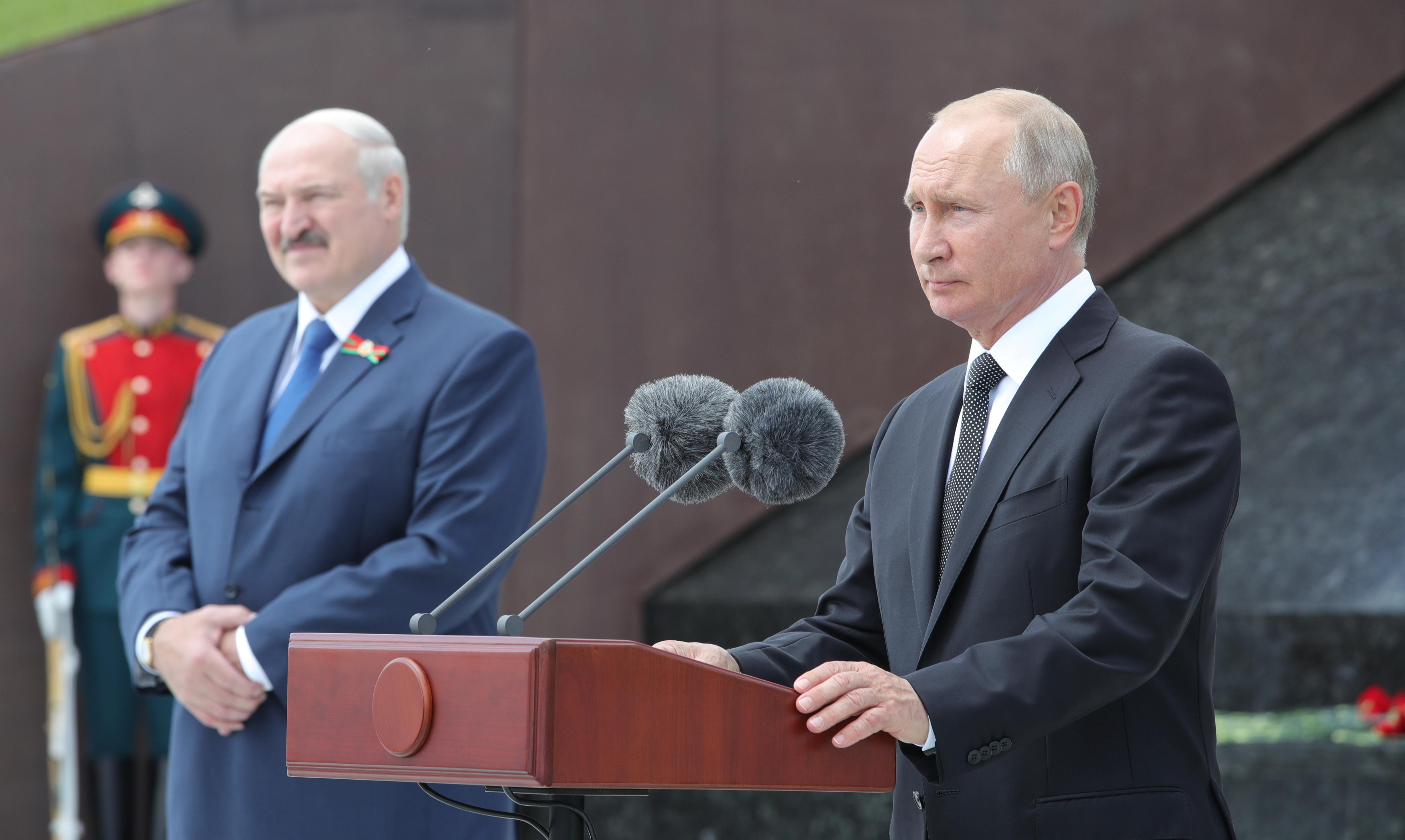 Белоруссия возобновила обсуждение интеграции с Россией
