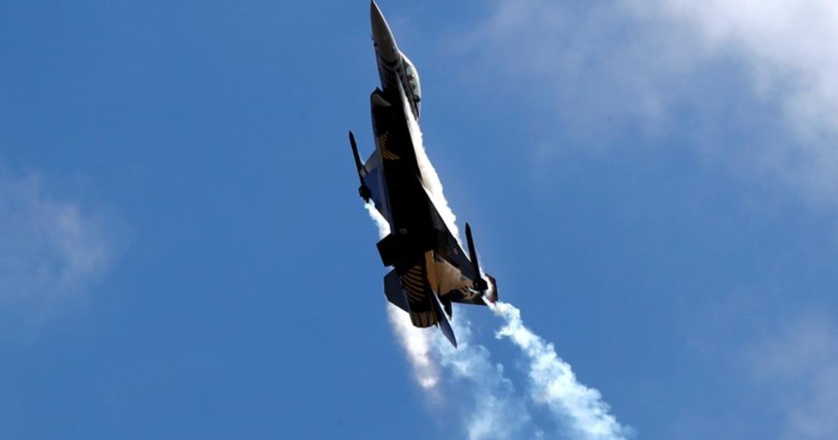 Минобороны Армении: турецкий истребитель сбил армянский самолет Су-24
