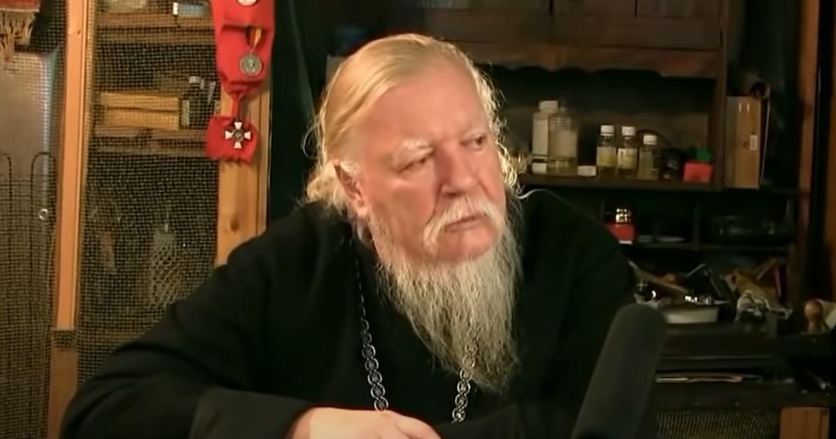 Протоиерей Димитрий Смирнов оказался в больнице с заболеванием мозга