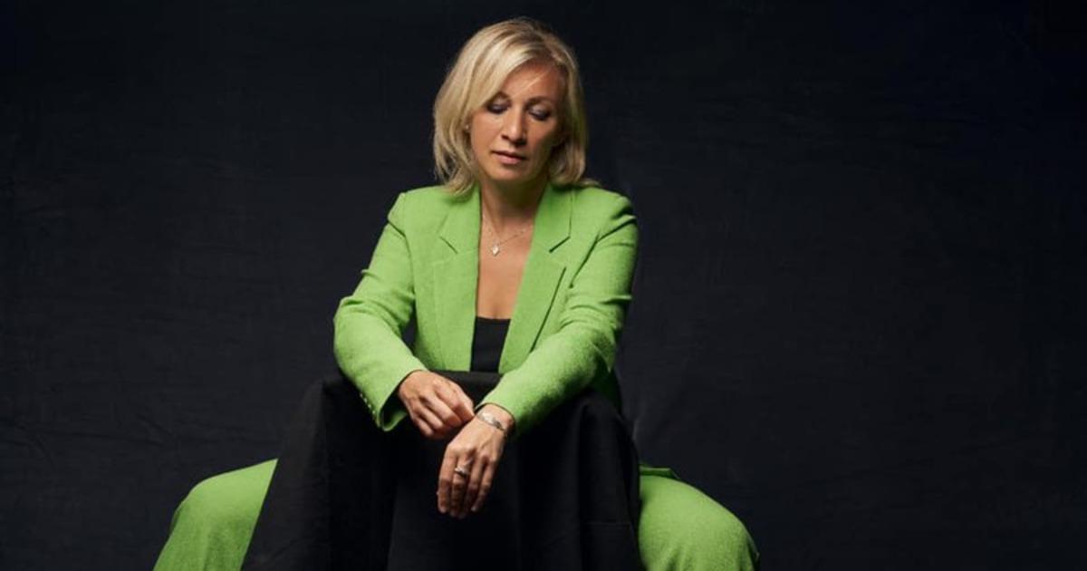 """Захарова прокомментировала визит Меркель к Навальному в """"Шарите"""""""