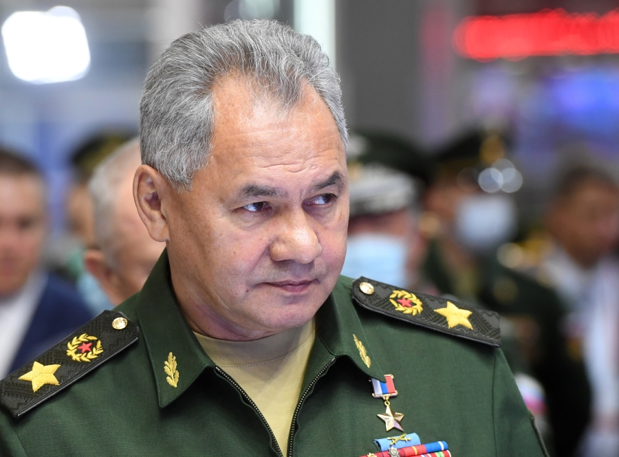 Шойгу заявил о полном уничтожении террористов в Сирии