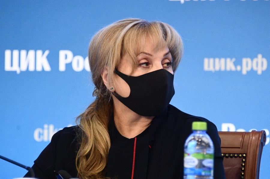 Памфилова раскритиковала избирком Петербурга и призвала к увольнению